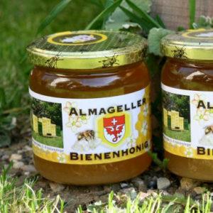 Almageller Alpenwiesenhonig (Imkerei Honig Habis)